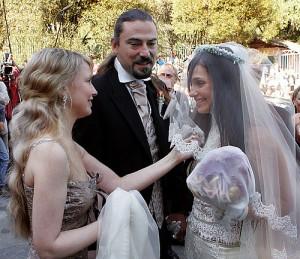 Свадьба дочери Тимошенко