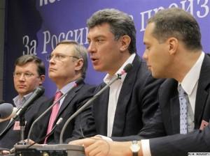 Рыжков, Касьянов, Немцов, Нилов