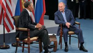 Разногласия Обамы и Путина привлекают внимание к связям Москвы и Пекина