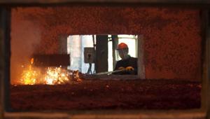 Вал поставок железной руды угрожает хорошим временам