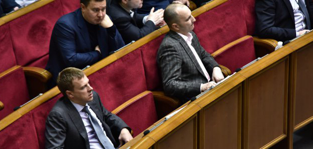 "Депутат Хомутынник ""спалил"" таможенные схемы"