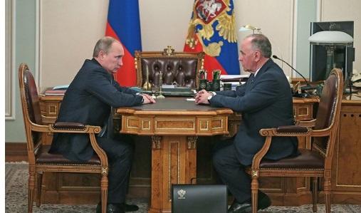 Криминальные связи Виктора Иванова и Владимира Путина