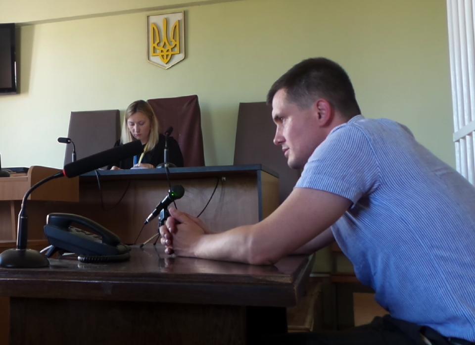 Прокурорская переписка в судебном заседании. Тендитный, Лысенко, Соловей