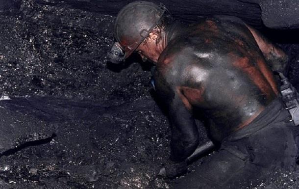 В Украине стало много угля