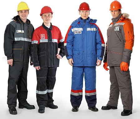 Спецодежда – важный элемент безопасности рабочих