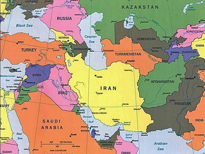 Иранский узел на шее Кремля