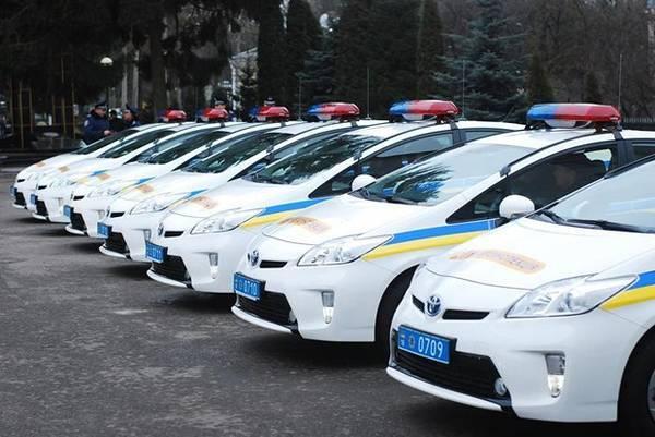Первые впечатления от работы новой киевской милиции
